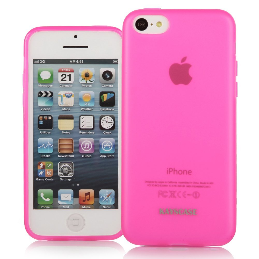 Iphone 5c pink case amazon the image for Amazon casa